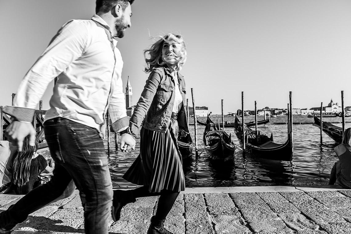 Şedinţă Foto De Cuplu în Veneţia – Raluca şi Costin