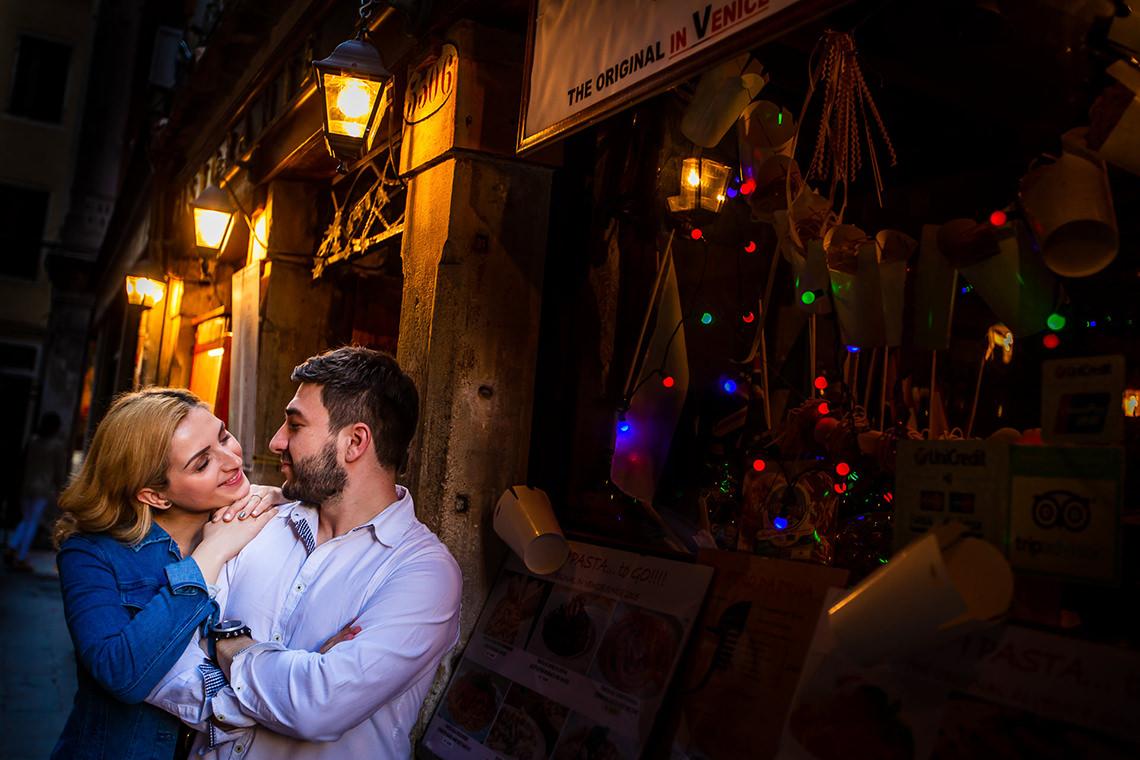 Sedinta foto de cuplu in Venetia - Raluca si Costin - Mihai Zaharia Photography - 14