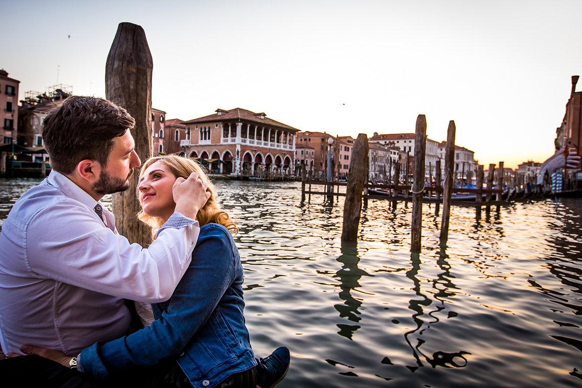 Sedinta foto de cuplu in Venetia - Raluca si Costin - Mihai Zaharia Photography - 19