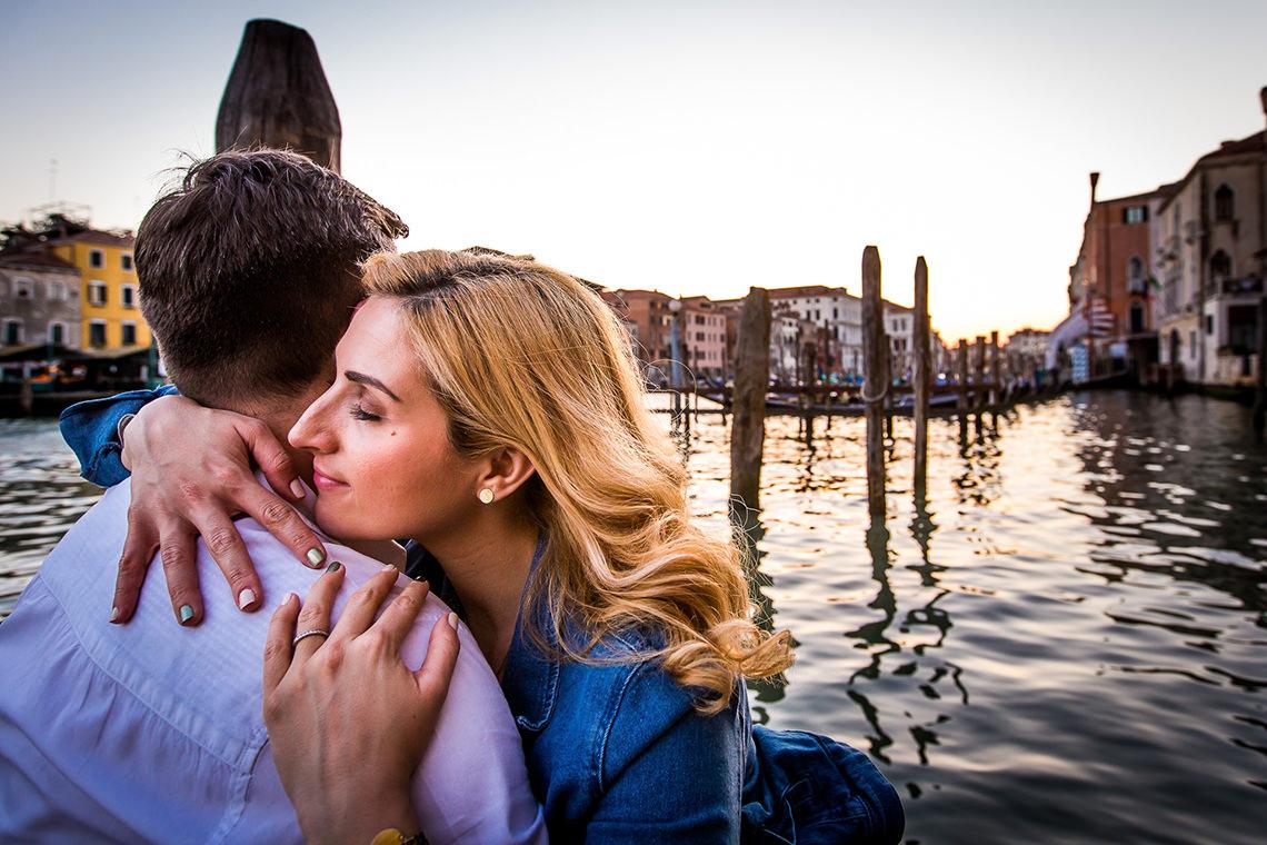 Sedinta foto de cuplu in Venetia - Raluca si Costin - Mihai Zaharia Photography - 20