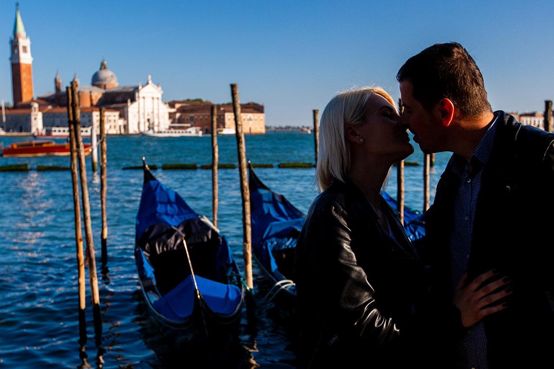 Şedinţă Foto De Cuplu în Veneţia – Alina şi Mihai