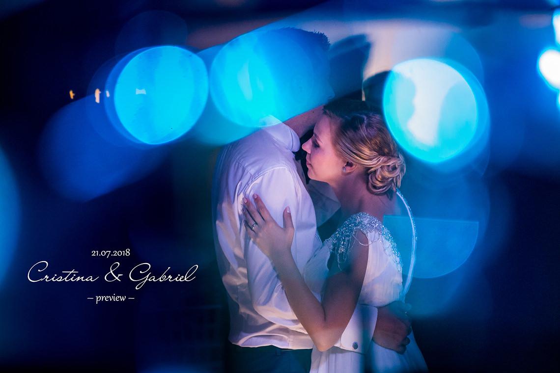 Slideshow De Nuntă – Cristina şi Gabriel (Bucureşti) – Preview
