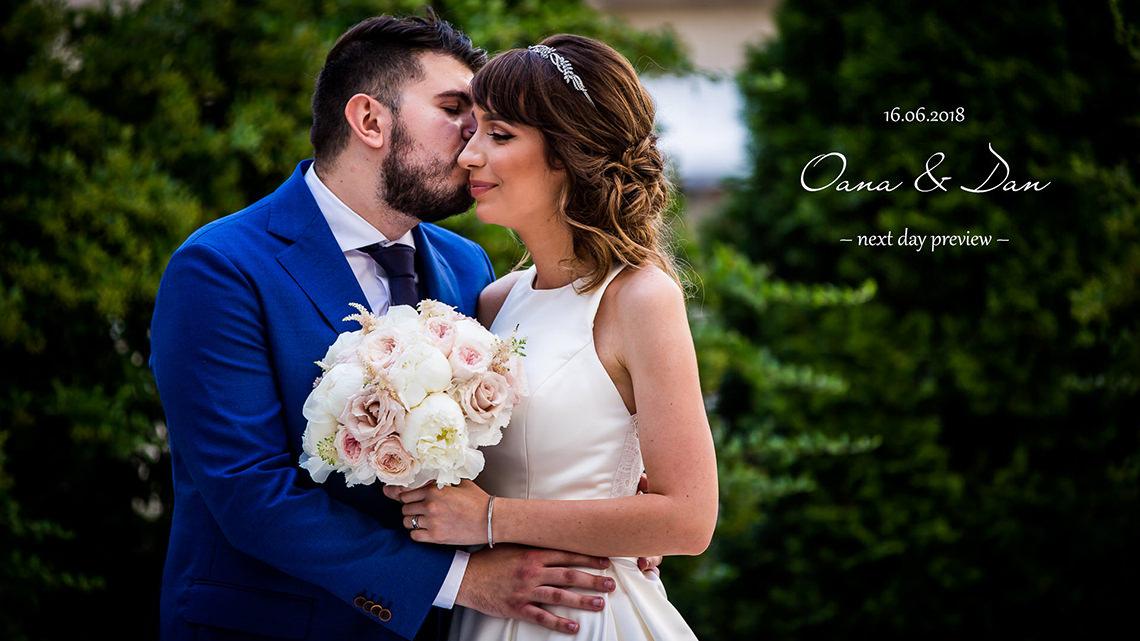 Slideshow De Nuntă – Oana şi Daniel (Bucureşti) – Preview