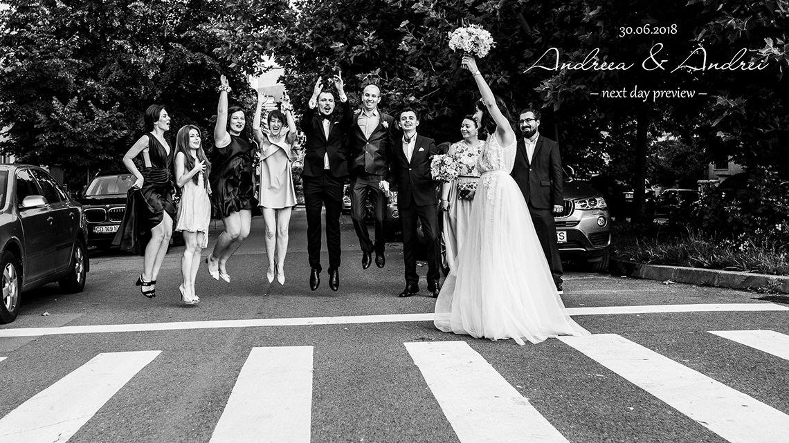 Slideshow De Nuntă – Andreea şi Andrei (Bucureşti) – Preview