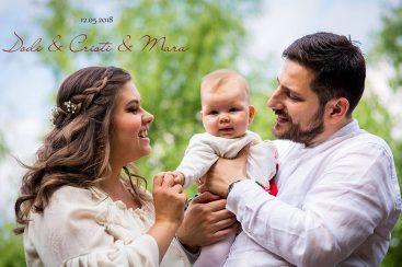 Nunta Dodi Si Cristi + Botez Mara - Gradina Vlahiia