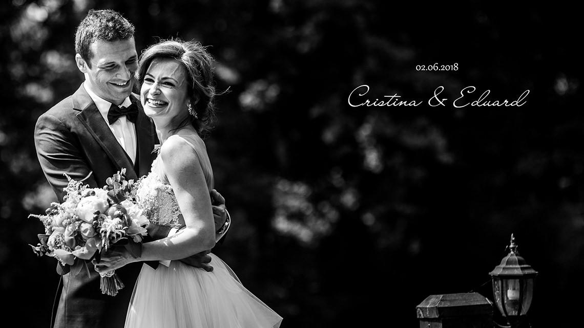 Slideshow De Nuntă – Cristina şi Eduard (Bucureşti)