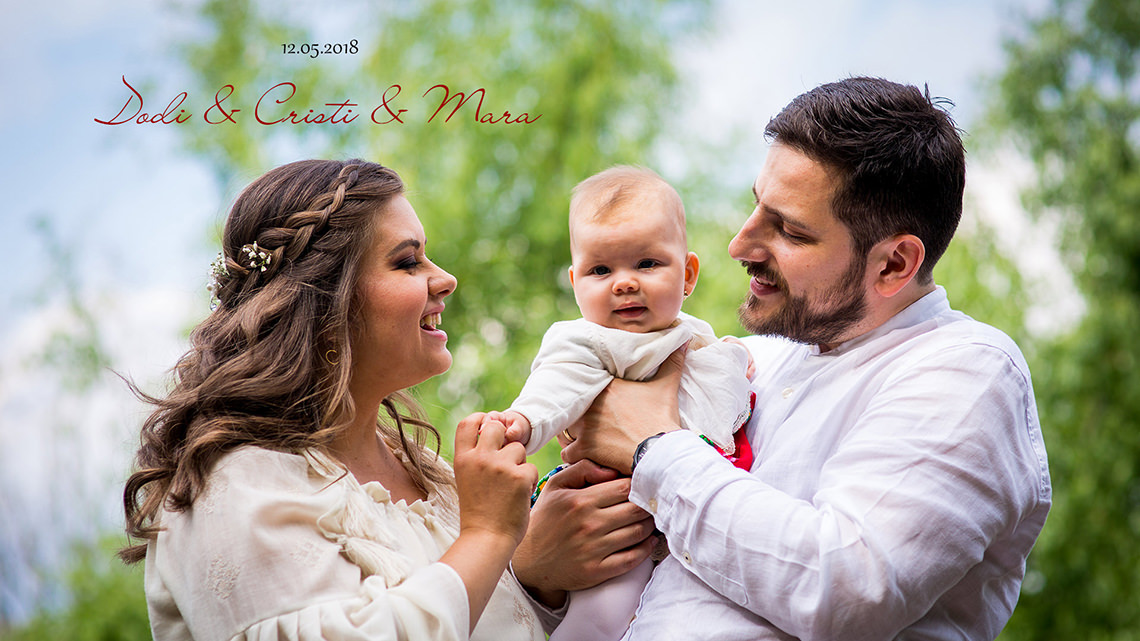 Slideshow De Nuntă – Dodi & Cristi + Botez Mara (Bucureşti)