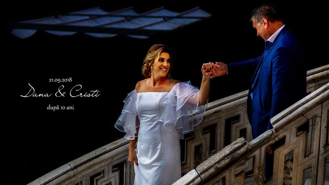 Nunta 10 Ani Dana Si Cristi - Bucuresti, Palatul Stirbey