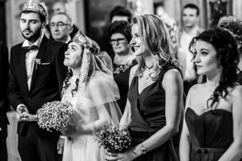Nunta Alina si Cristi ceremonie religioasa Biserica Pogorarea Sfantului Duh - Mihai Zaharia Photography