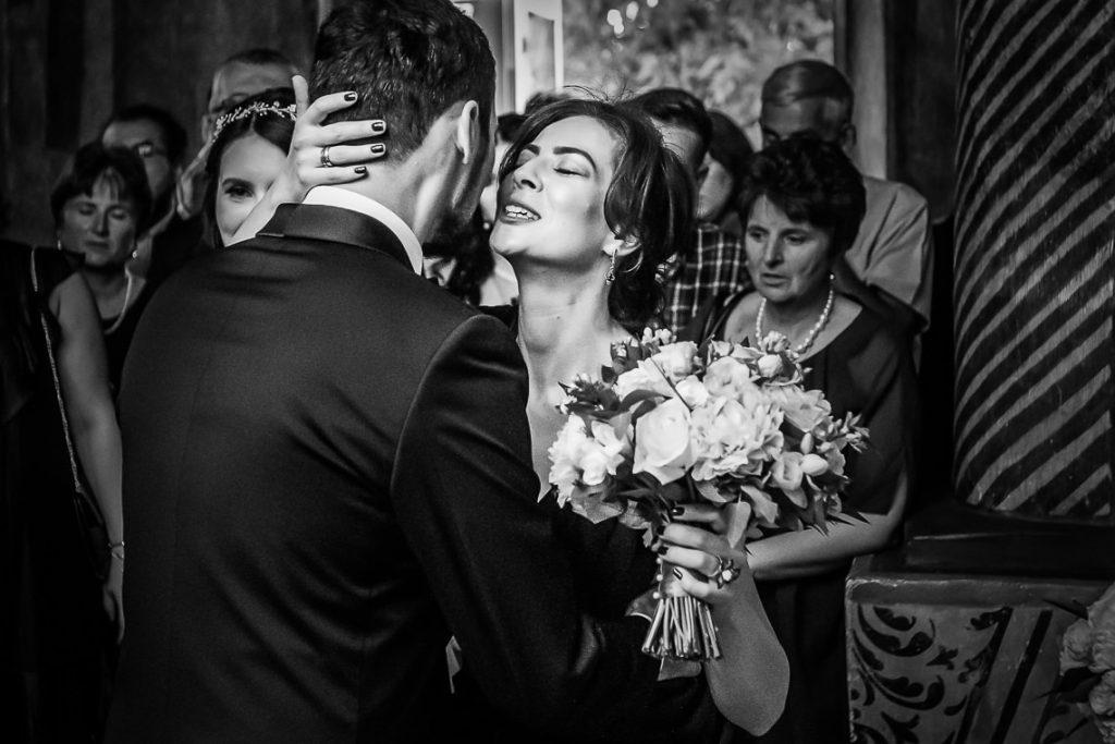 Nuntă Andreea şi Andrei - Ceemonie religioasă Biserica Sfânta Sofia Bucureşti - Mihai Zaharia Photography
