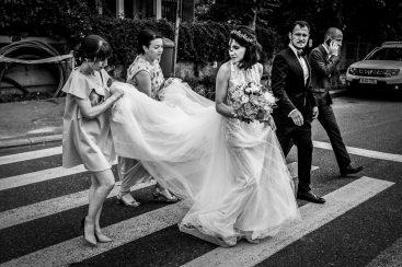 Nuntă Andreea şi Andrei - Bucureşti - Mihai Zaharia Photography