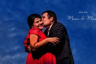 Slideshow De Nunta Maria Si Mircea (cununie Civila Bucuresti, Sector 3)