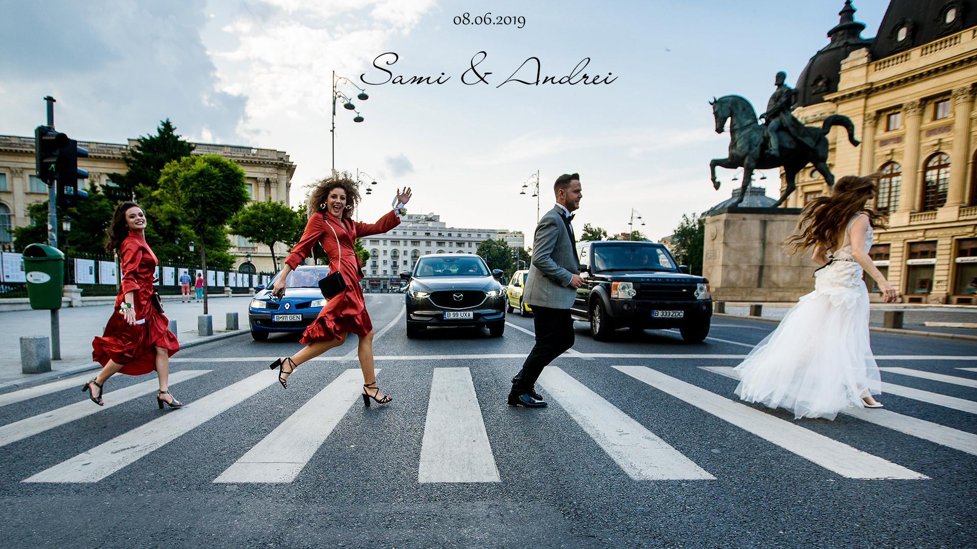 Slideshow De Nunta Sami Si Andrei (Bucuresti)