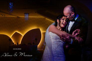 Slideshow De Nuntă - Alina și Marius, Metropolitan Club And Events
