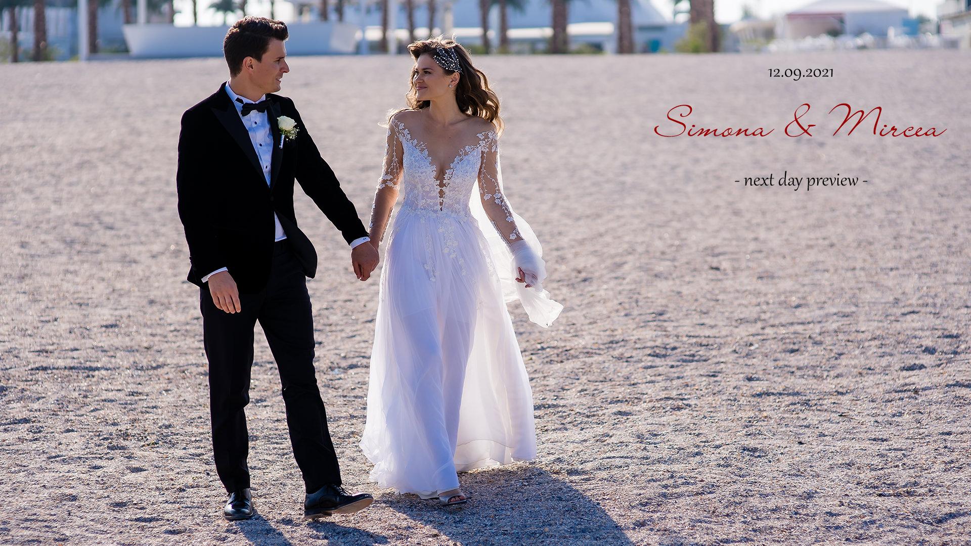 Slideshow Fotografie De Nuntă - Ego Ballroom Mamaia - Simona și Mircea